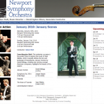 Newport Symphony After Redesign